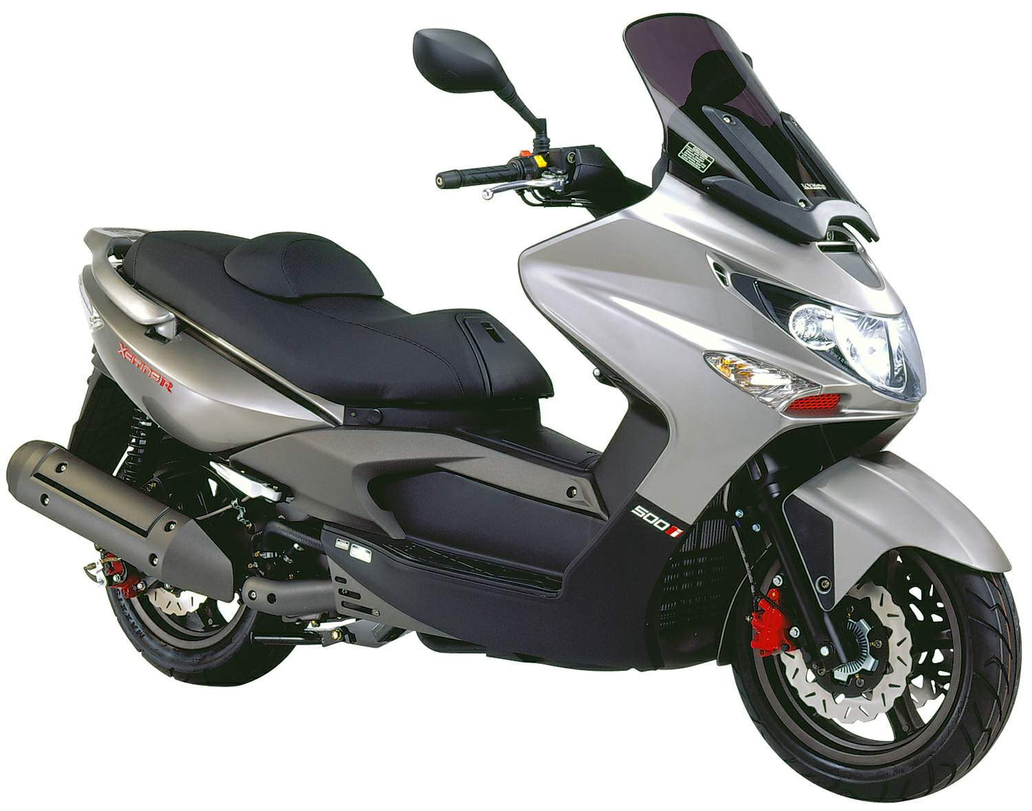 KYMCO Kymco Xciting 250Ri technical specifications